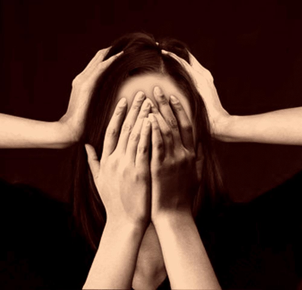 Personne harcelé e en dépression